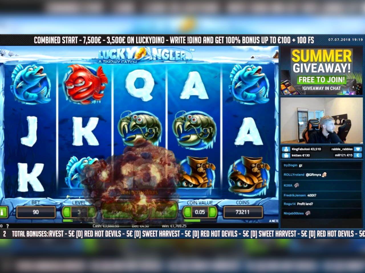 Bet At Casino No Deposit Bonus