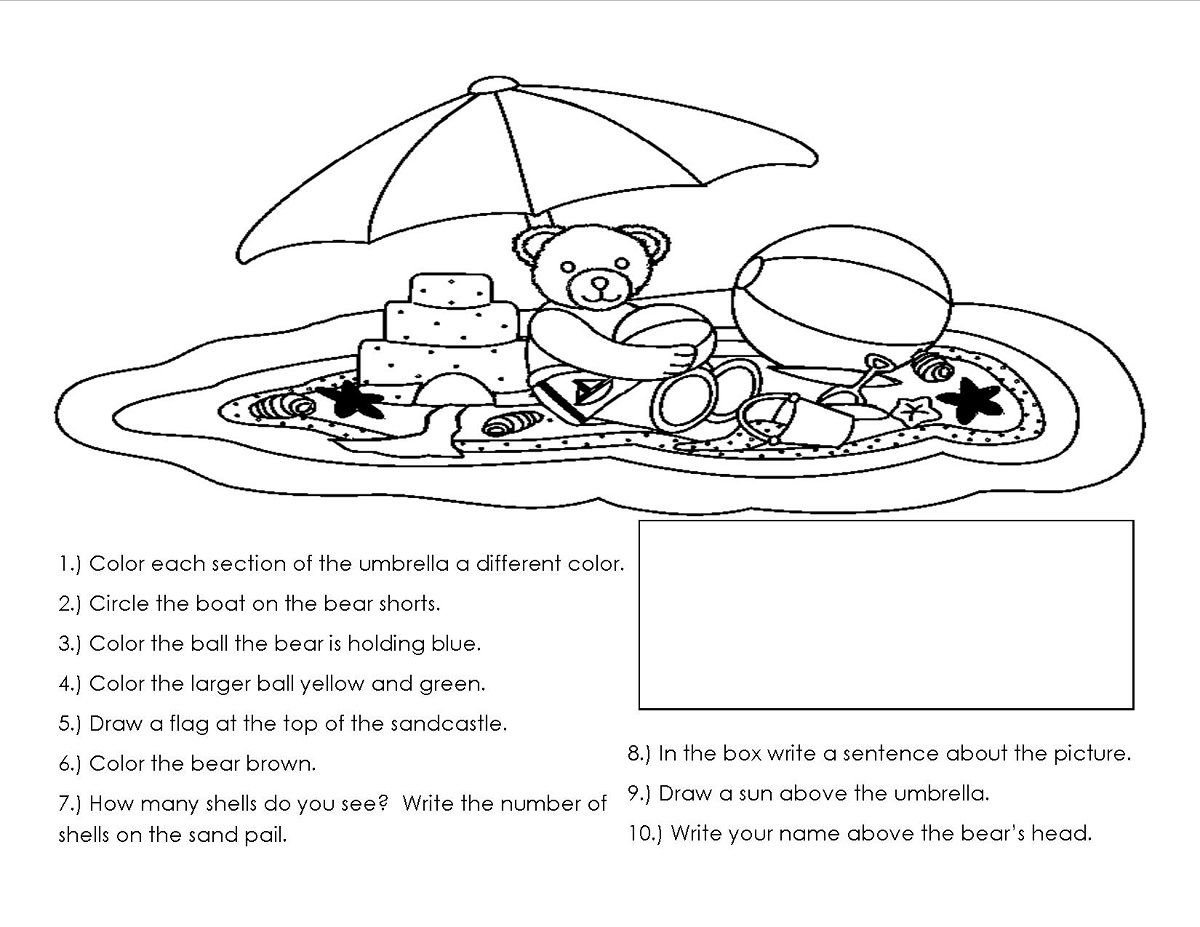 Worksheets For Fun Printable With Images