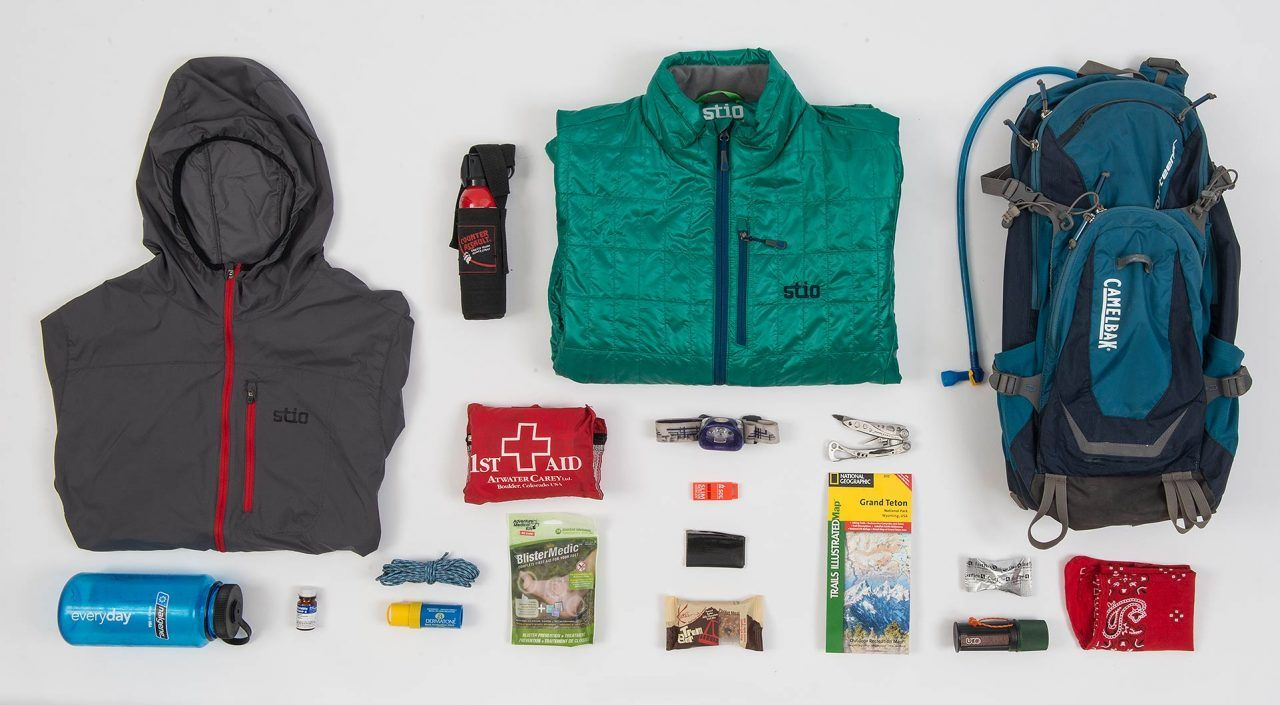 f39714723b6a Jackson Hole   Grand Teton Hiking Packing list
