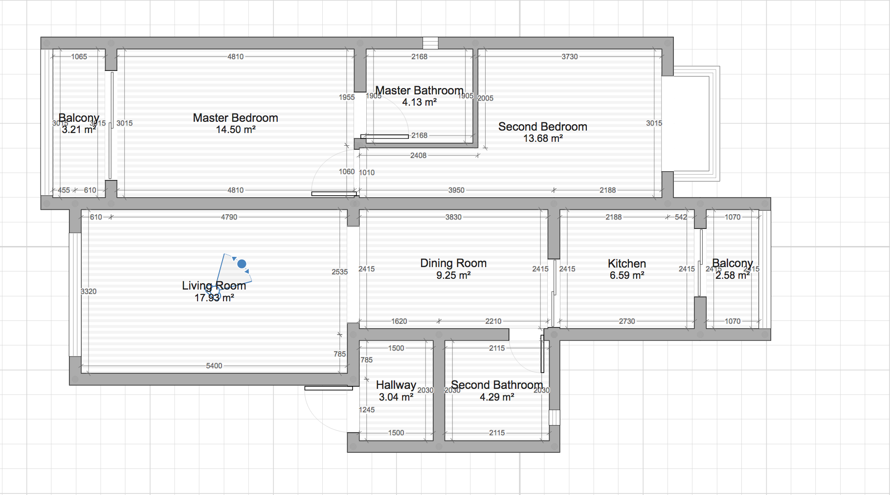 Template3 Floor Planner Free Floor Plans Home Design Software Free
