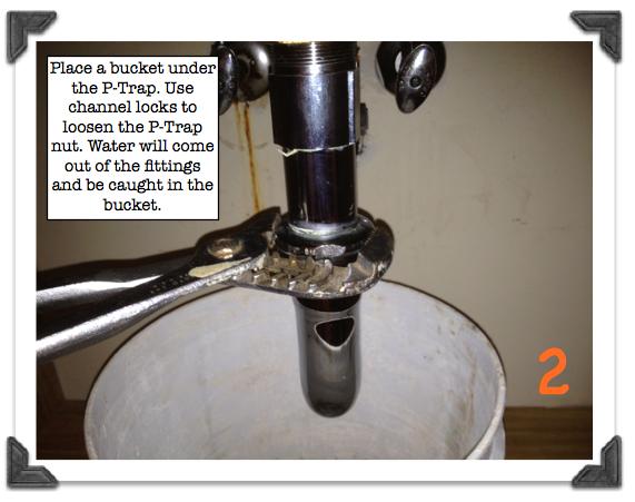 P Trap Bathroom Sink Terrific Remove Stuck Bathtub Drain Stopper Parts Replace  Removing Under