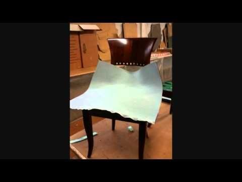 Imbottitura Sedie ~ Come fare l imbottitura e ritappezzare una sedia bricolage