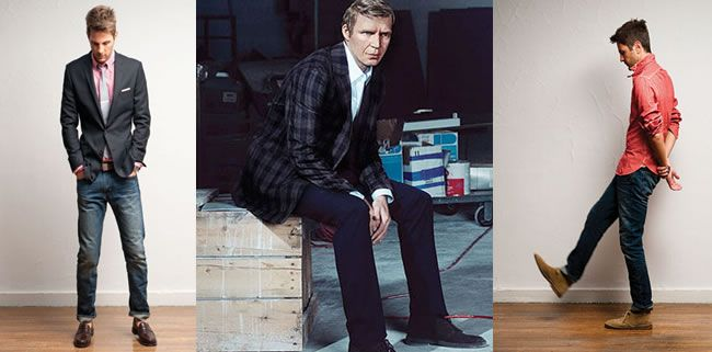 desert boot mens fashion | Men's Spring Footwear Trend – The Desert Boot |  FashionBeans · Clarks ...