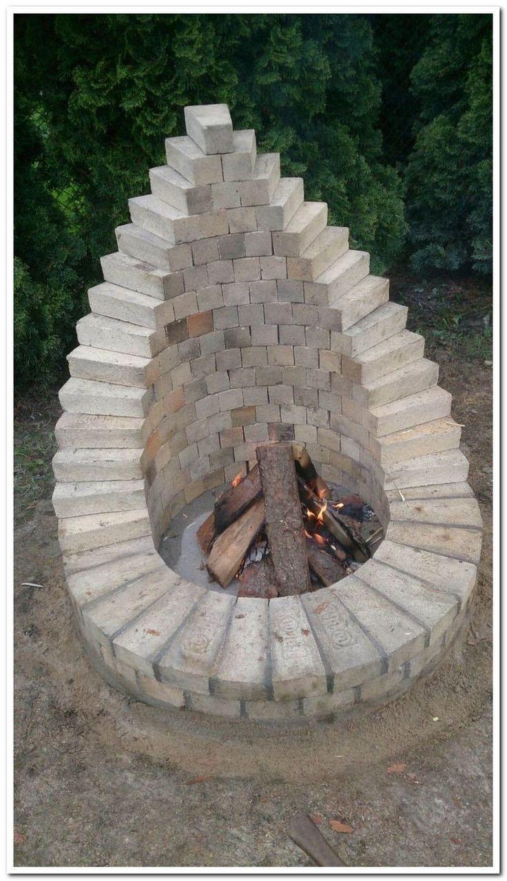 29 einfache und kostengünstige Ideen für die Gestaltung von Feuerstätten und Hinterhöfen 25 #firepitideas