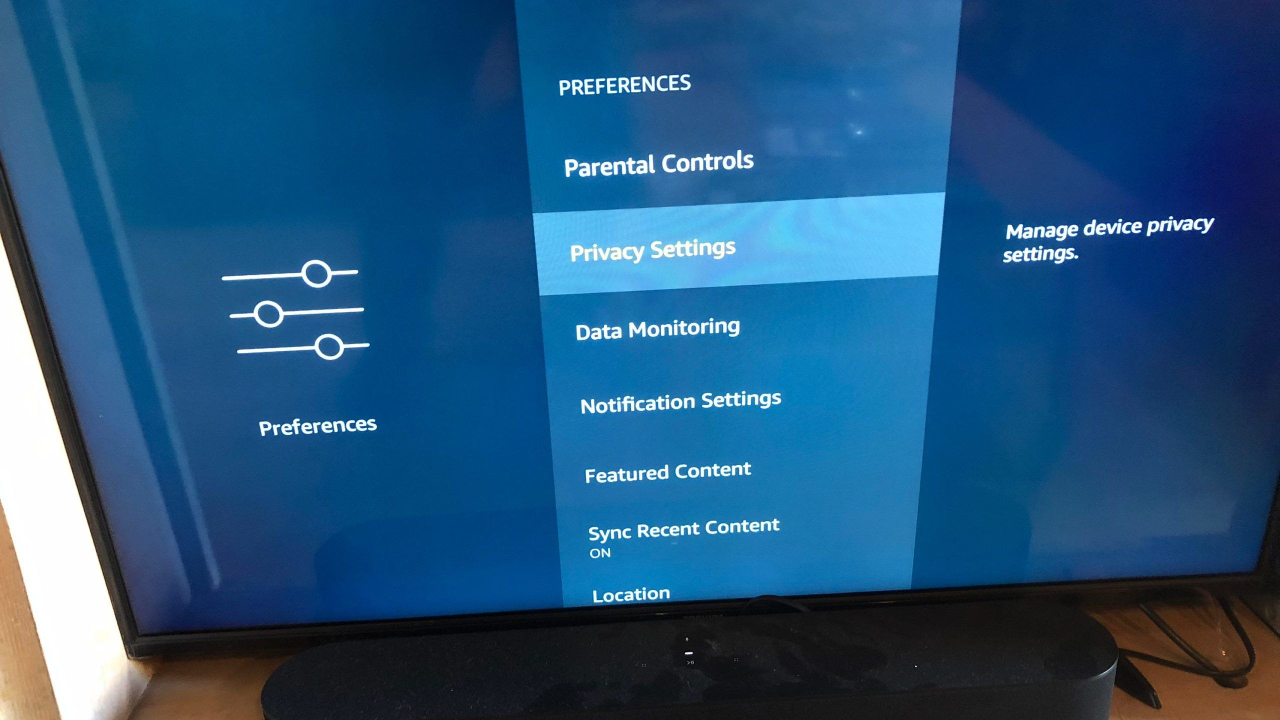 Your own smart TV is spying upon you. Here are stepby