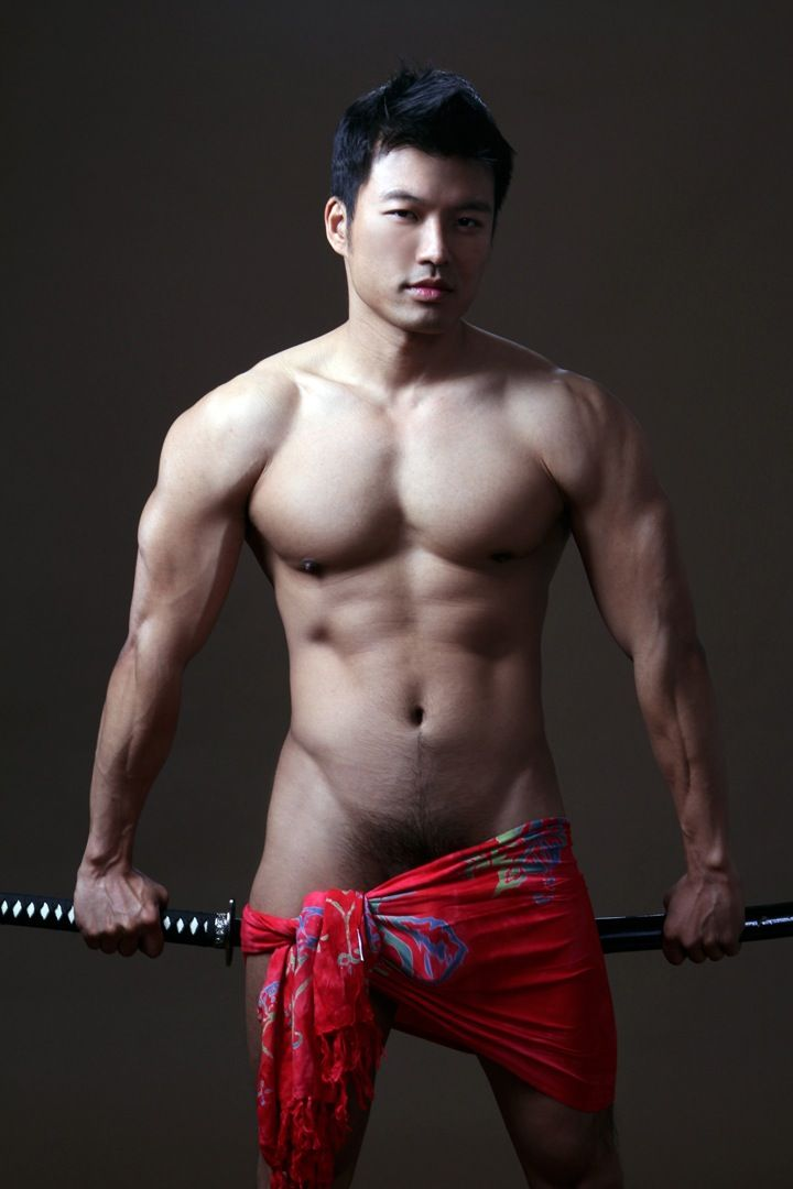 Gay muscle asian porn