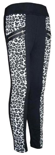Legginsy Spodnie Panterka 116 Polsa 5136438350 Oficjalne Archiwum Allegro Fashion Legging Sweatpants