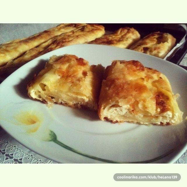 joa jedna verzija slane atrudle od sira po maminom receptu