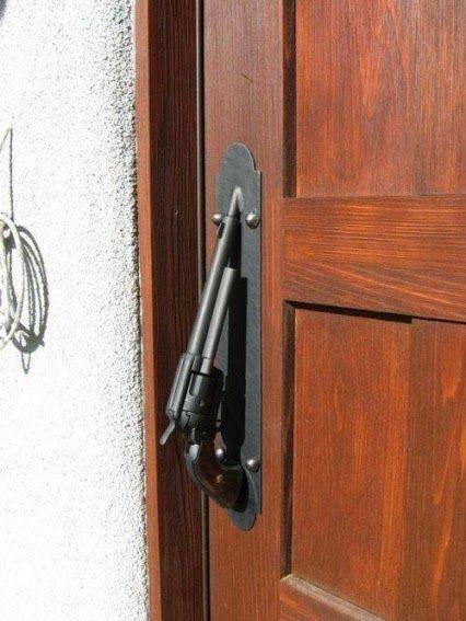 cool door handles. Cowboy Cabinet Door Handles | Gun Handle - This Is Cool! Cool