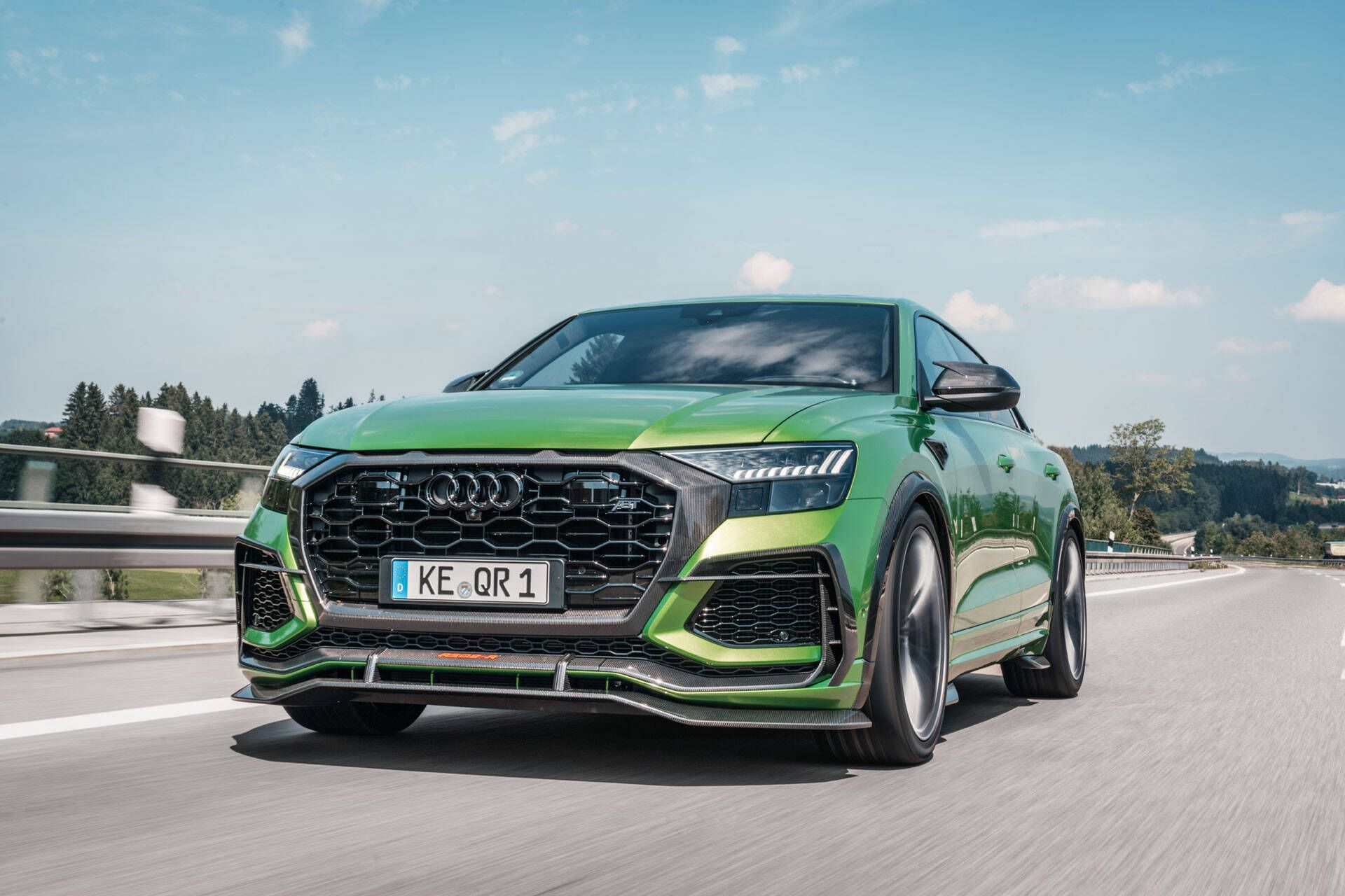 2020 Audi Rsq8 R By Abt Top Speed In 2020 Audi Audi Rs Audi Rs8