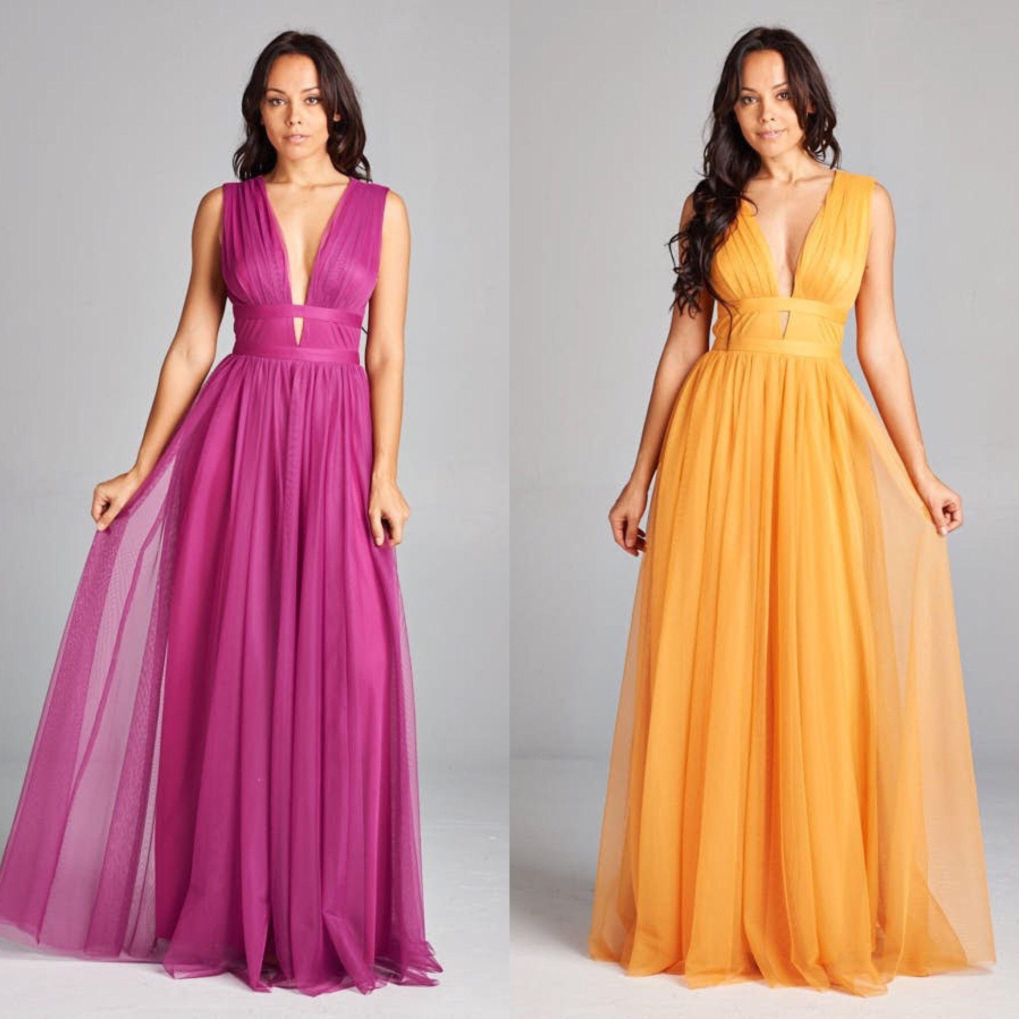 Gold grecian maxi dress