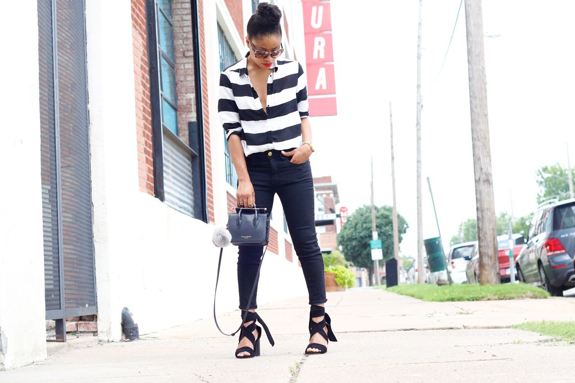 Kim   The Chic is Natural   Fashion   Blogger Style   The chic ... 8d0fe6b1ea
