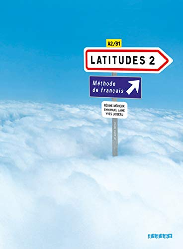 Download Latitudes 2 Livre D Eleve Methode De Francais A2