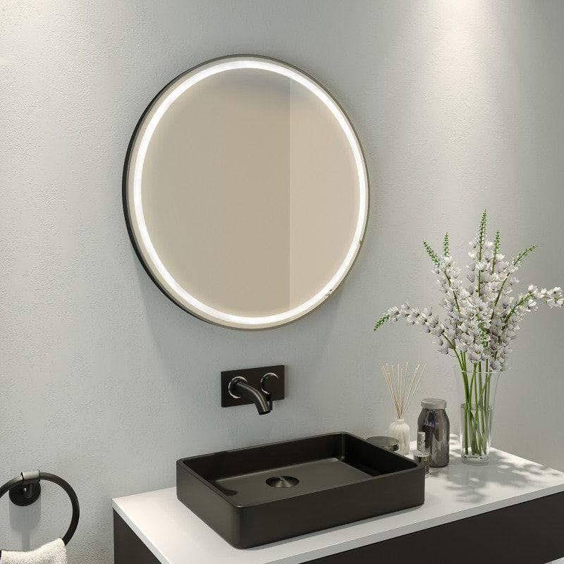 44++ Toiletten spiegel mit licht ideen