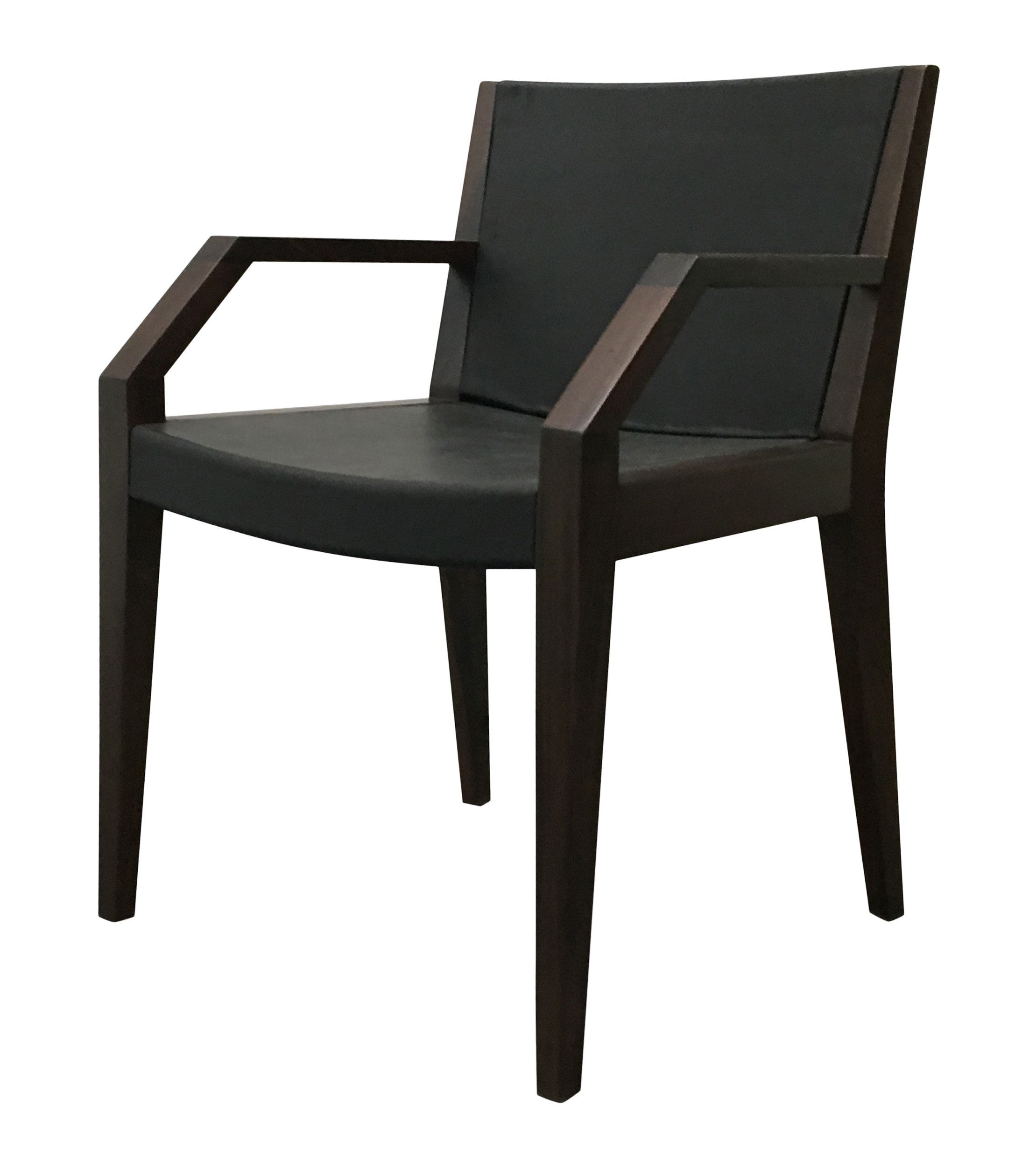 Buy giovanni arm chair in leather by costantini design madeto