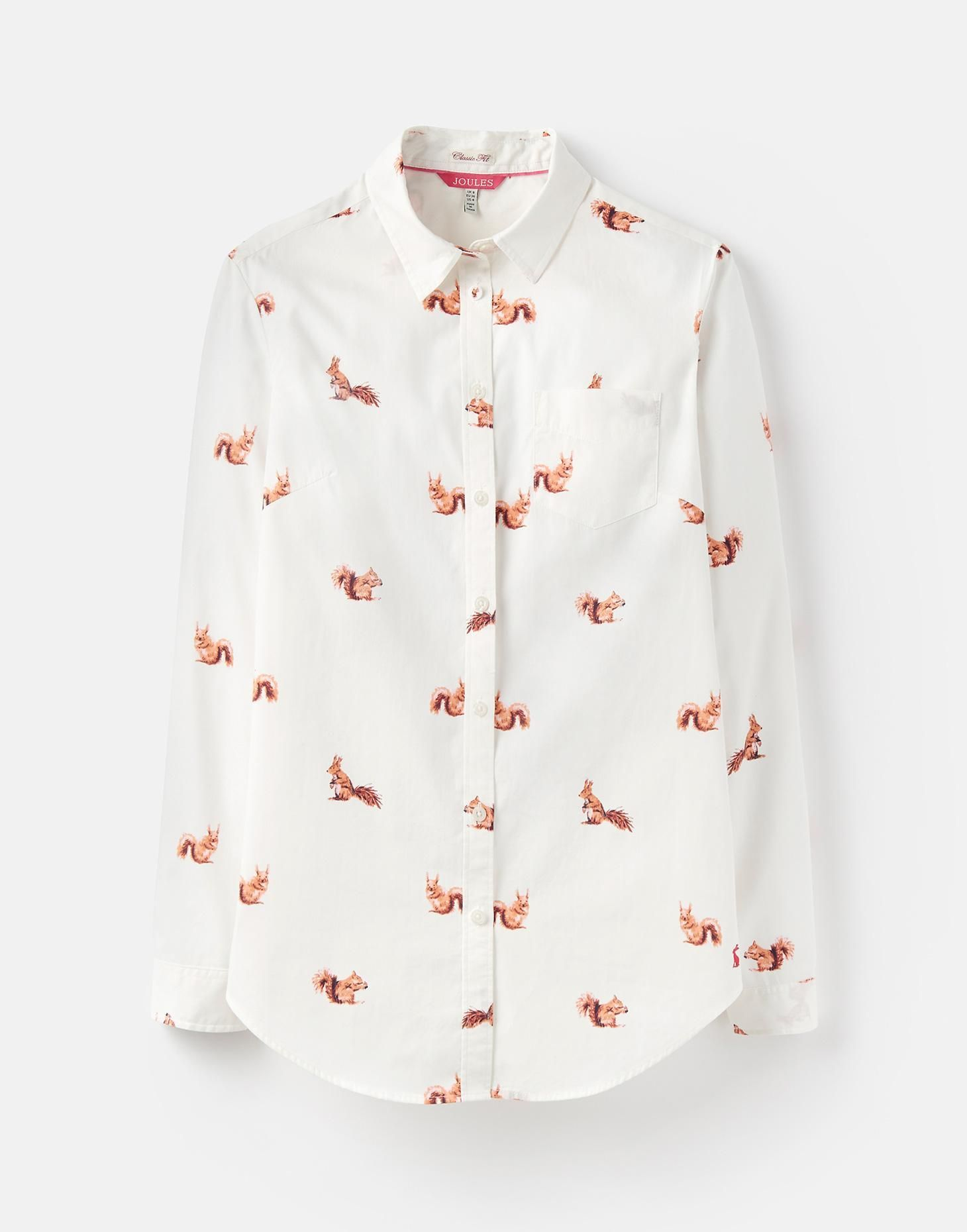 9231a4798390 Lucie Printed Shirt in 2019 | Women's Tops & Blouses | Printed ...