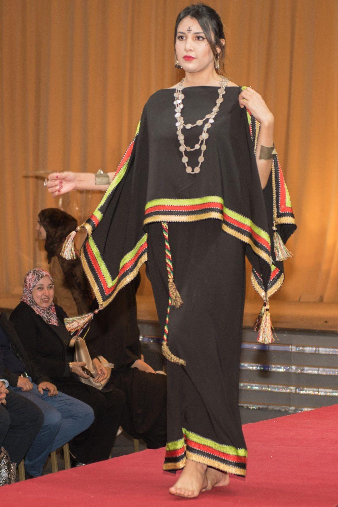 Robe chaoui ~Algérie~ | Robe chawi, Robe d'intérieur, Tenue chawi