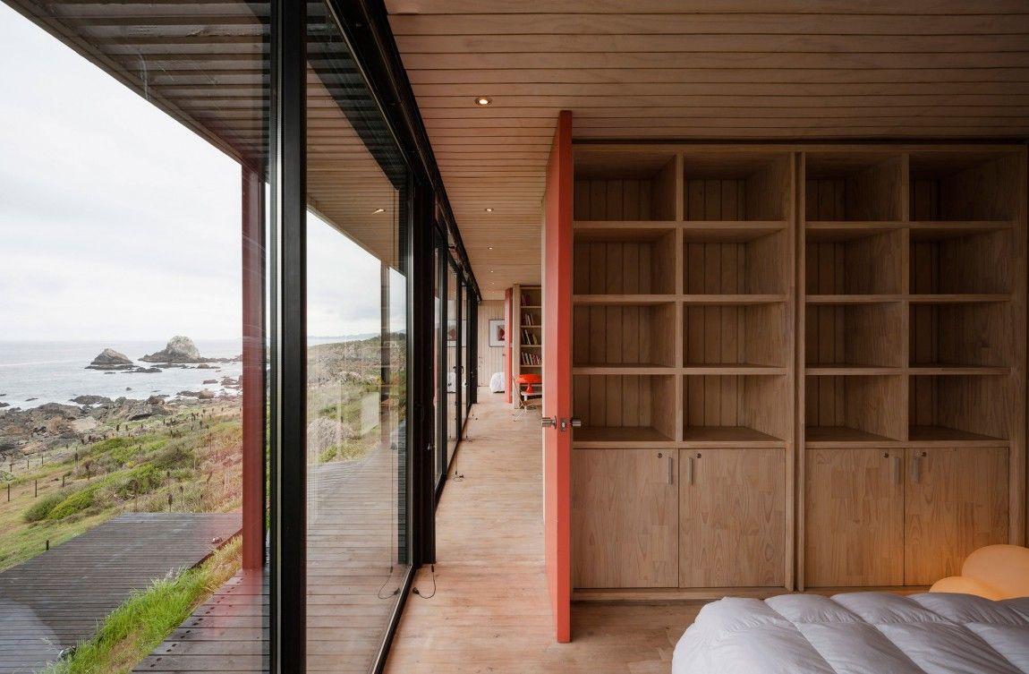 Casa Remota By Felipe Assadi Modular Homes Small Prefab