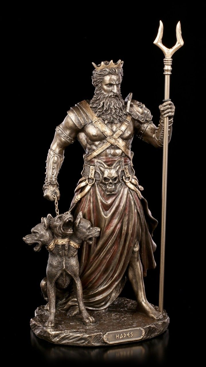 Bident Articles And Images About Greek Mythology Tattoos Hades And Persephone Mythology Tattoos