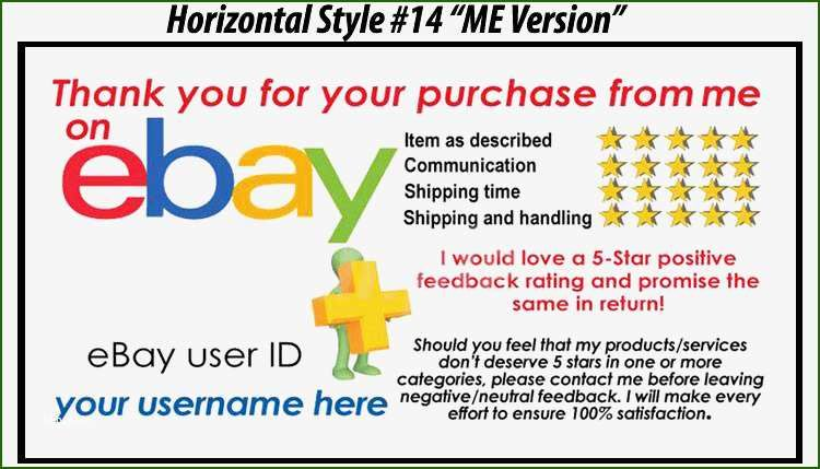 14 Magnificent Ebay Thank You Note Template 2020 In 2020 Thank You Note Template Notes Template Thank You Notes