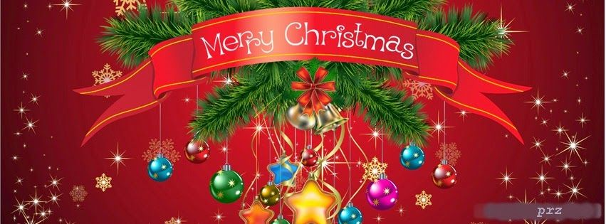 free christmas facebook cover photos
