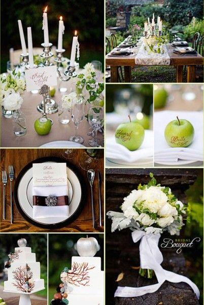 Our Favourite Twilight Themed Wedding Decor Nzgirl Twilight