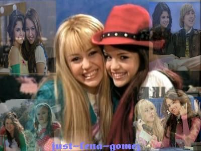 Selena Gomez Hannah Montana Photos Hannah Montana Et Selena Gomez Selena Miley Selena Gomez Hannah Montana Selena