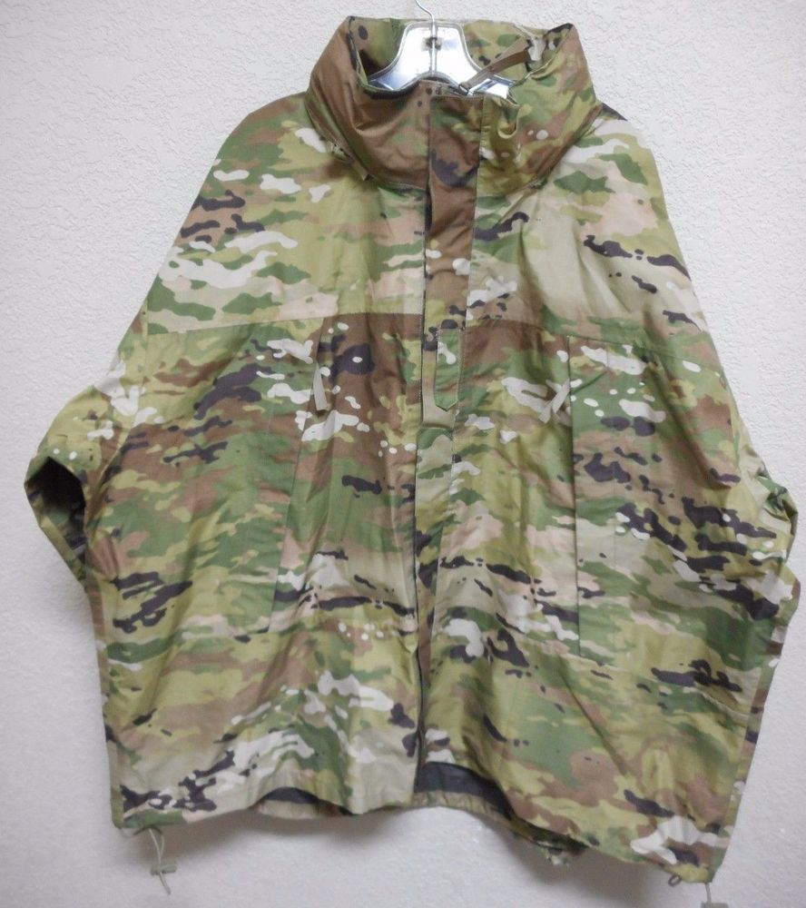 MULTICAM OCP L6 W2 GEN III EXTREME COLD//WET WEATHER BLACK LINER JACKET LL NWT
