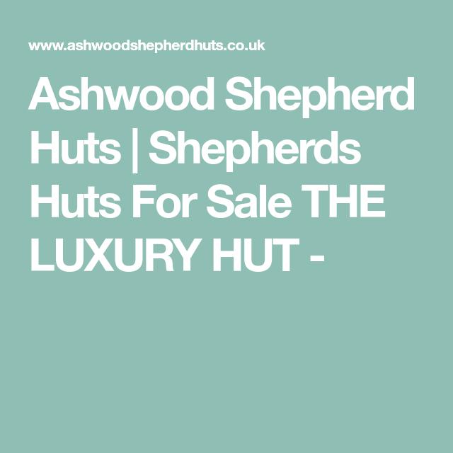 Shepherd Hut Floor Plans: Shepherds Huts For Sale THE LUXURY