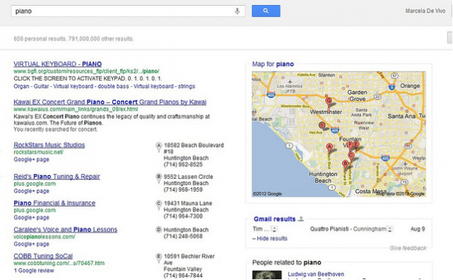 Google Incorporating Gmail into Search Results: Your Email Marketing Just Became Top Priority