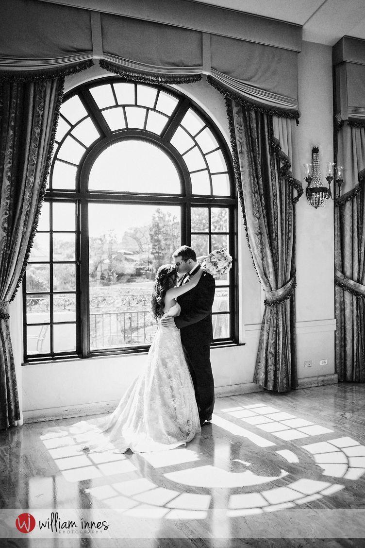 Talya and Leonard had an enchanted forest themed wedding indoors at ...