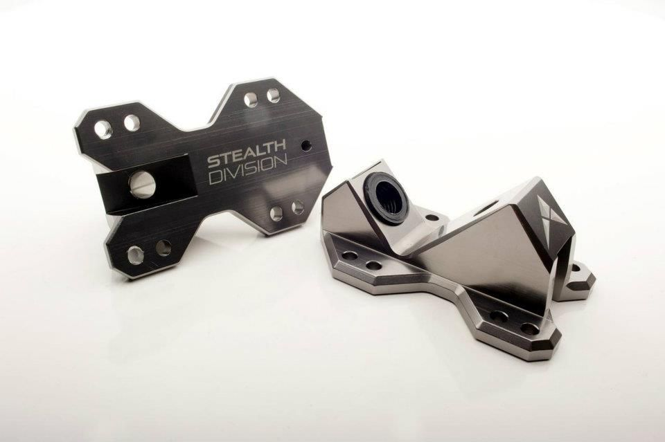 WEFUNK - Stealth Division precision truck system ...