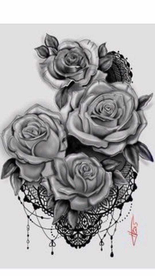 Roses henna style tattoo rose pinterest henna style for Rose henna tattoo