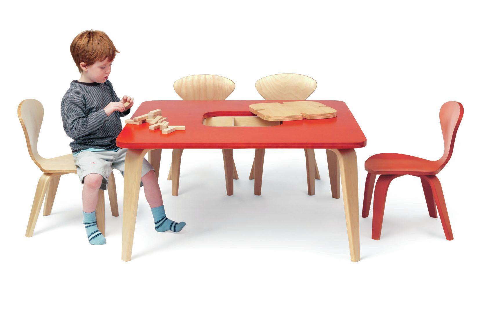 Cherner Children S Classroom Table Allmodern Kids Table Chair Set Childrens Table Kids Table And Chairs