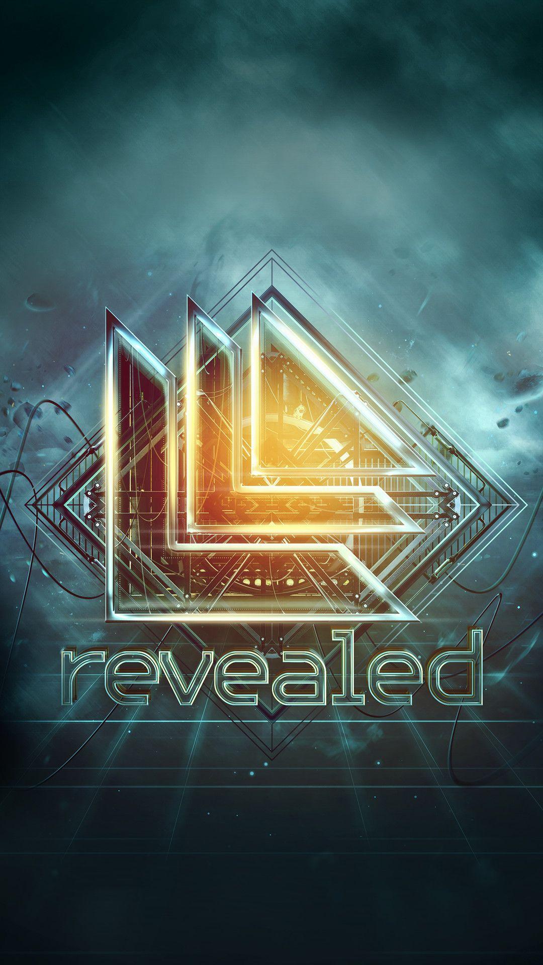 DJ Hardwell Revealed Trance Logo iphone case
