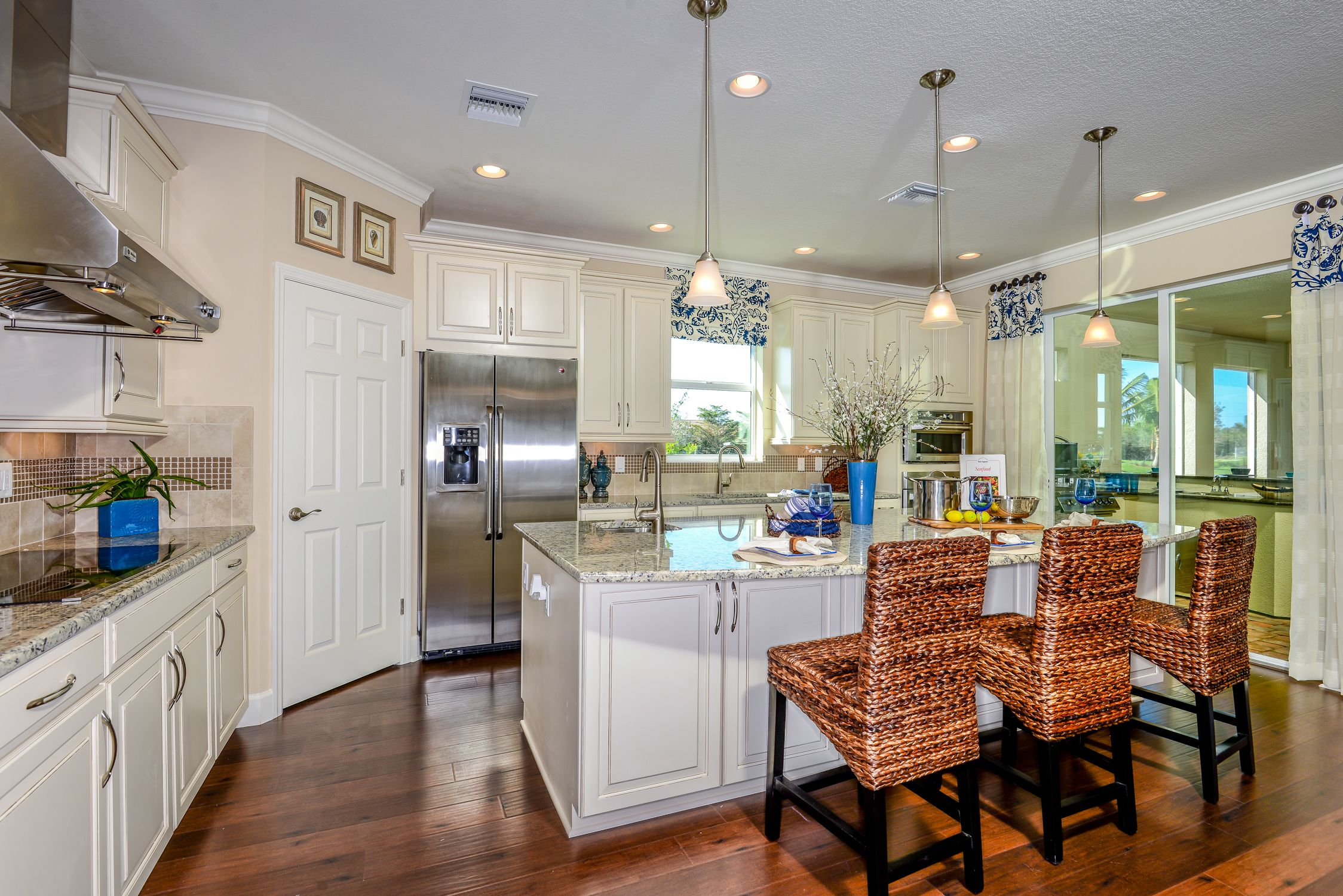 Embrace The Magic Of Beautiful Beginnings At Sandoval In Cape Coral Capecoral Florida Homesforsale Realestateage Kitchen Inspirations Cape Coral New Homes