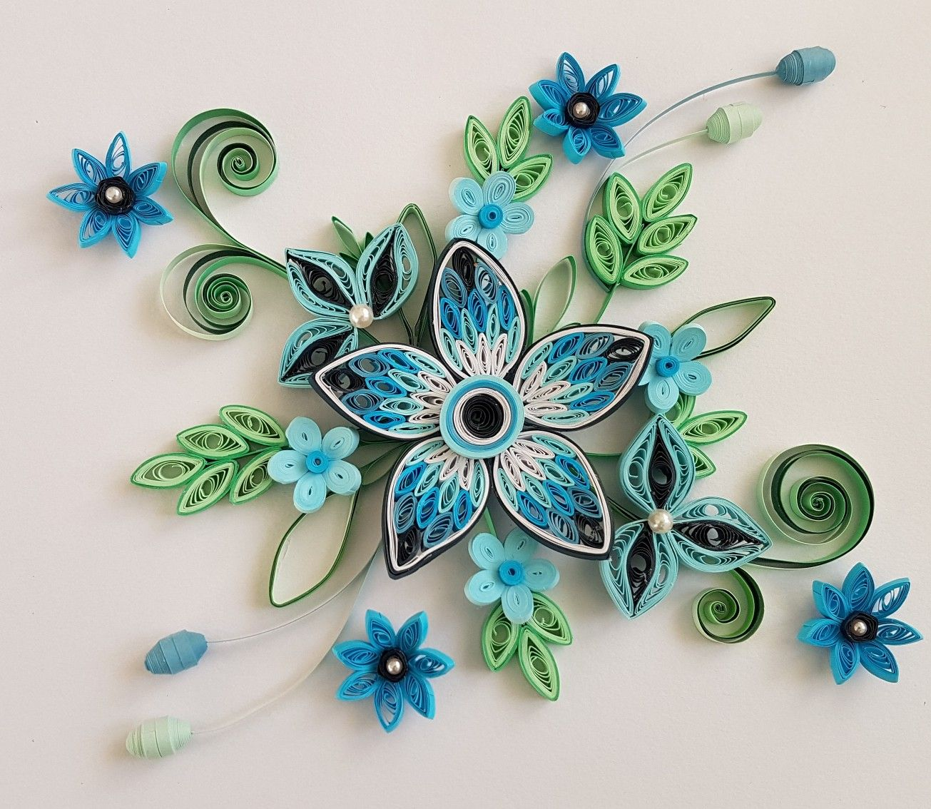 Quilling Flowers Paper Quilling Flowers Quilling Quilling Flowers