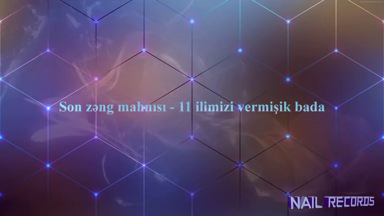 Son Zeng Mahnisi Murad Azerli 11 Ilimizi Vermisik Bada 2018
