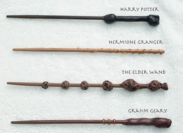 Diy Hermione Wand
