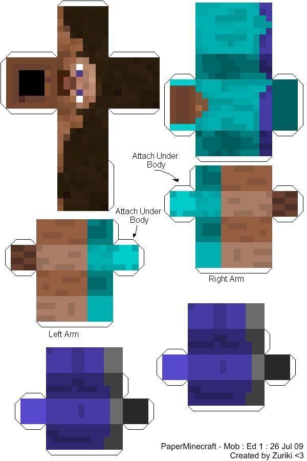 Minecraft Play Scene | Minecraft printable, Scene and Plays