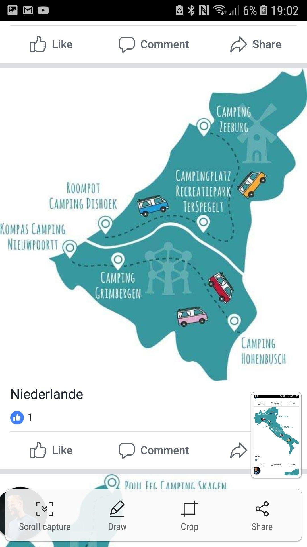 Pin von Miriam Krüger auf Holland Niederlande, Campingplatz