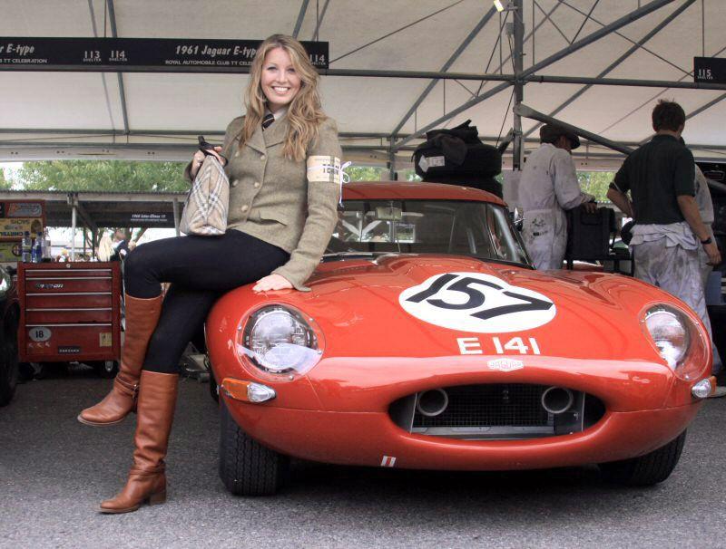 61 jaguar e type modsport e141 jaguars pinterest for Garage top car marseille