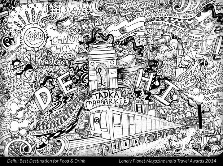 Sketchnotes Dashang Tiwari Doodle Art Designs Easy Doodle Art