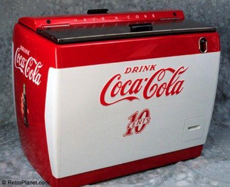 Retro Kühlschrank Coca Cola : Vintage westinghouse wd 12 soda machine coca cola siempre pinterest