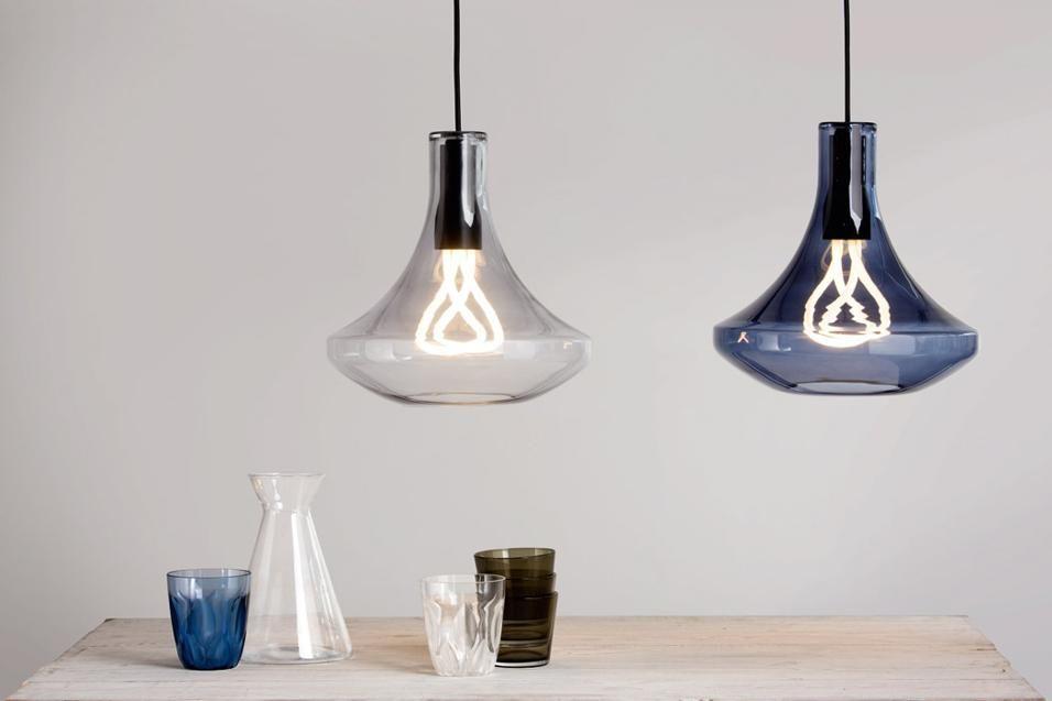 Le lampade lampadina design illuminazione luci e
