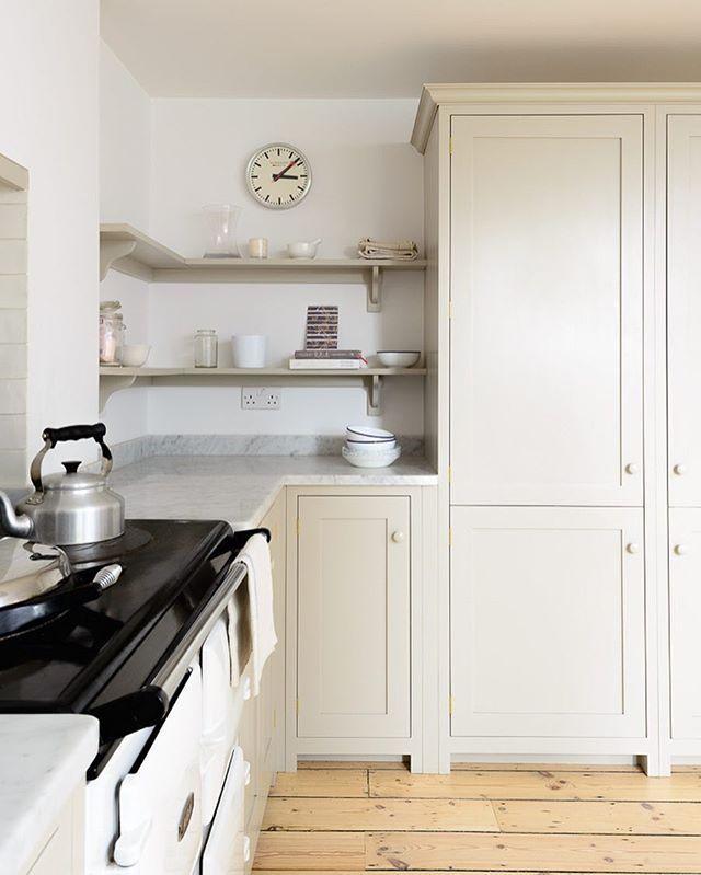 Best White Shaker Cabinets Open Shelves Kitchen In 2019 640 x 480