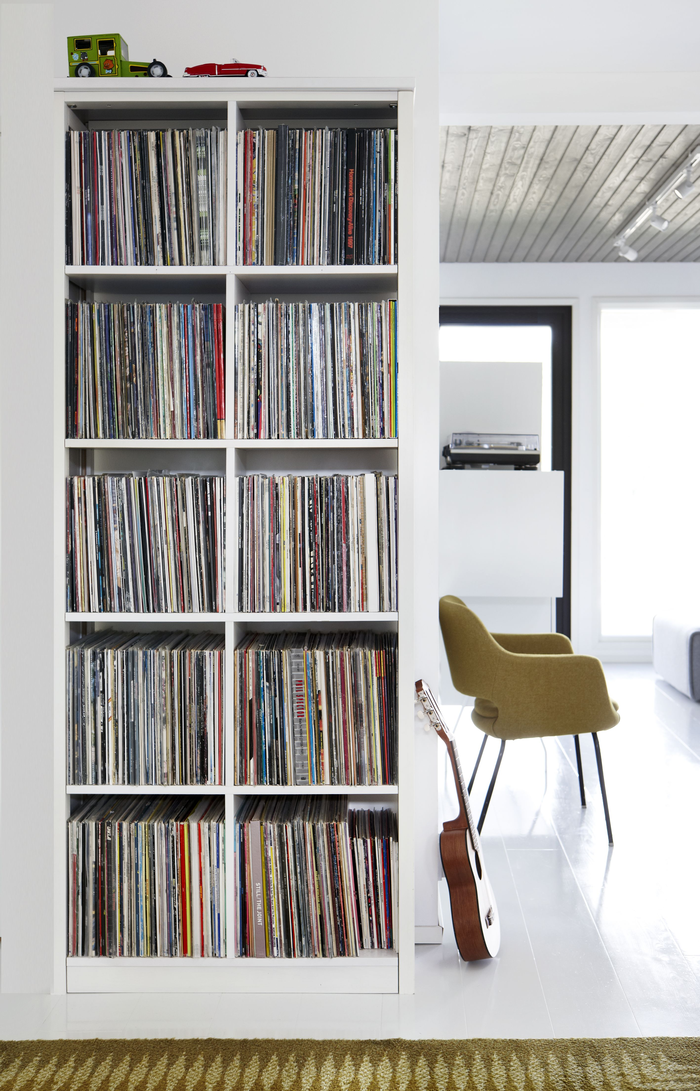 vinyl decor gallery cabinets nice shelf storage decoration drawers best record album cabinet with