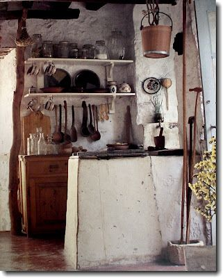 greek kitchen design. Little Old Greek Island Kitchen  Photo Via Blogger From The Book Style By Suzanne