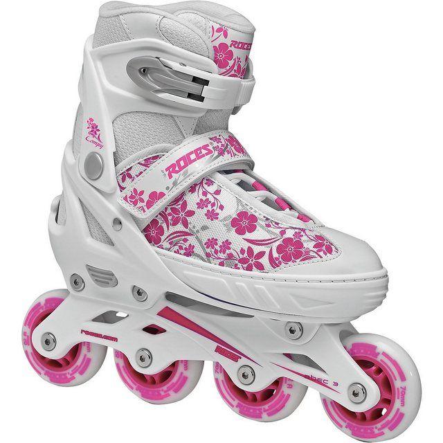 Inliner Compy 8 0 Pink In 2020 Rollschuhe Inline Skaten Der Pate