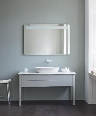 Lovely Bath · Luv | Duravit XXL Mirror